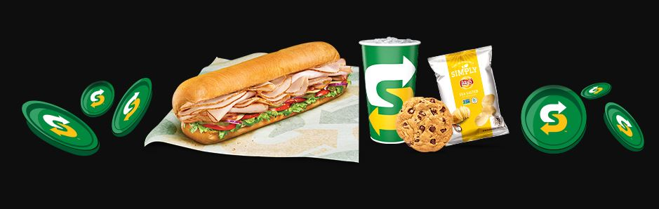 Tell Subway Rewards