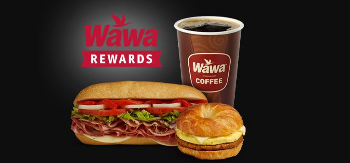 Wawa Survey Rewards