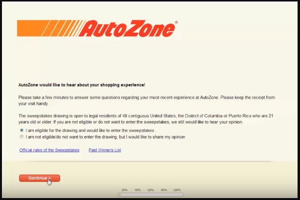 Autozone Customer Satisfaction Survey 3