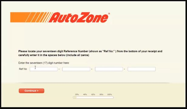 Autozone Customer Satisfaction Survey 4