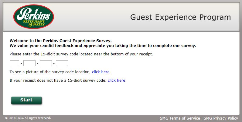 Perkins Experience Survey Step By Step Guide