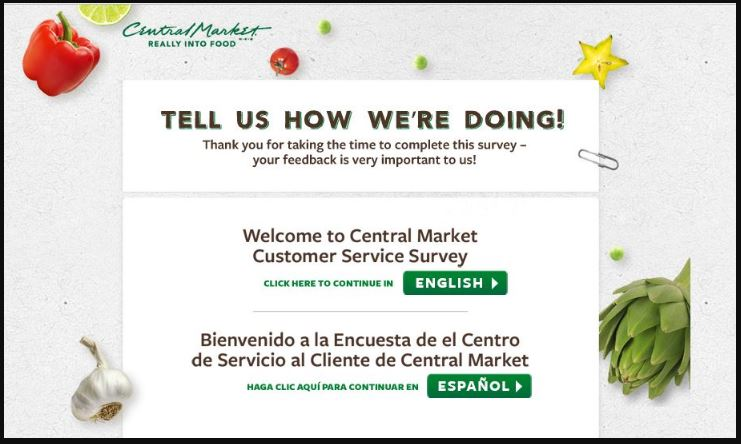 Central Market Survey Customer Satisfaction Survey guide 1